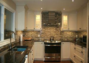 modern kitchen upgrade