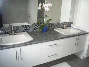 bathroom countertop design