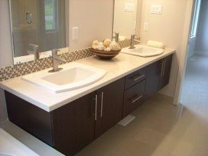 bathroom countertop reno