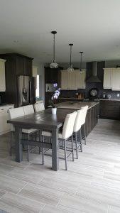 updated kitchen redesign