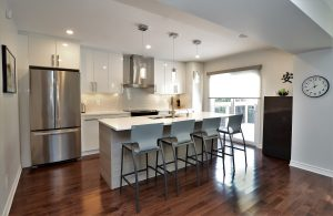 kitchen renovation after shot