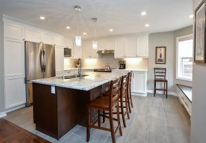 after image of kitchen reno