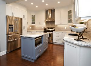 after image of kitchen renovation