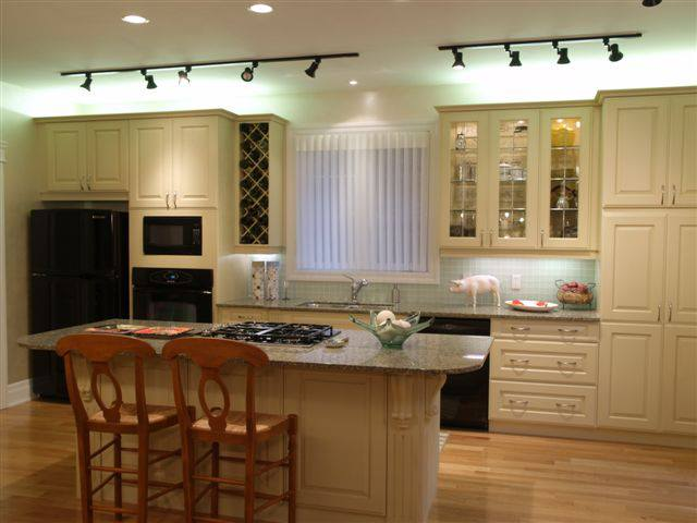 modern kitchen redesign
