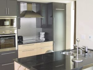 modern kitchen reno