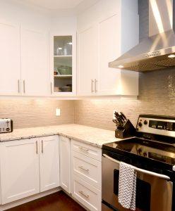 renovated kitchen design