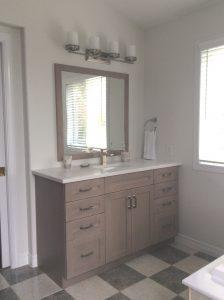 bathroom vanity reno