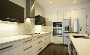 renovation on kitchen