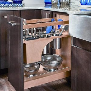 Pull-out Utensil organizer