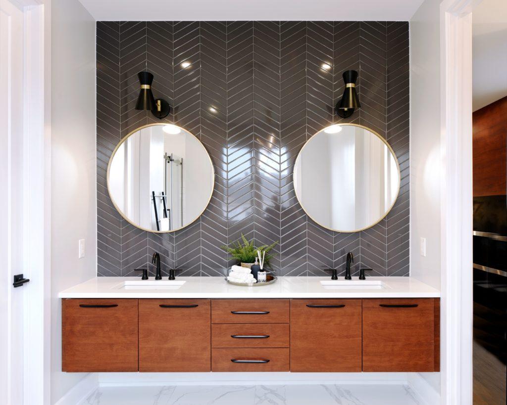 bathrooom backsplash